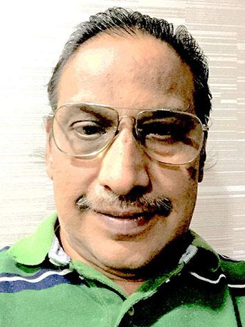 R Krishnan (Kista)