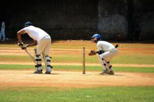 cricket, practice, field