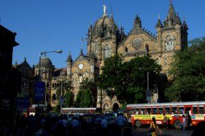 Mumbai - CST (Victoria) Terminus